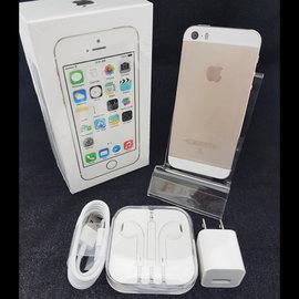 ~承靜 ~整新機 蘋果 iPhone 5s 16G 金  品空機中古機收購舊機換新機高雄