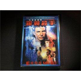 DVD  ~ 銀翼殺手 Blade Runner 雙碟特別版   得利 貨