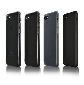 POWER SUPPORT iPhone 8 Plus 5.5吋 Air Jacket 超薄保護殼(無保貼)*贈PS原廠傳輸線