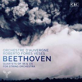 AP152 貝多芬:弦樂四重奏op.95 131 杜維涅樂團 Orchestre d Au