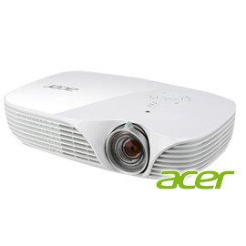 ~Acer~K138STi 800流明 WXGA解析度 短焦LED行動投影機