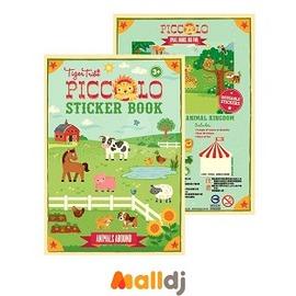 Malldj親子 網 ~ Tiger Tribe 澳洲 遊戲貼紙口袋書 ~ 農場動物 #P
