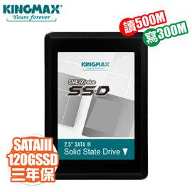 勝創 Kingmax SMV 32 XValue 120G 讀500MB 寫300MB T