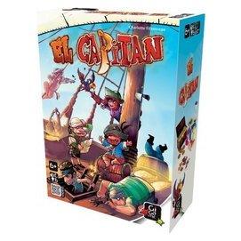 ~孩子王~~ ~船長接班人 El Capitan 兒童遊戲 反應遊戲 台中桌遊