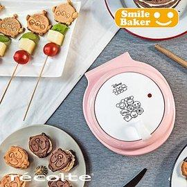 佳醫健康館 - recolte 日本麗克特 Smile Baker 微笑鬆餅機 Disney Tsum Tsum 系列