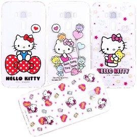 Hello Kitty 正版授權 彩繪防摔空壓殼 5.5吋 Zenfone 4 Selfie Pro/ZD552KL ASUS 華碩 手機套/保護套/手機殼/保護殼/防撞/氣囊殼
