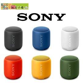 【桃園手機101】SONY SRS-XB10 可攜式 防潑灑 藍牙喇叭 EXTRA BASS 高音質 公司貨