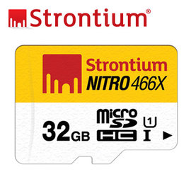 Strontium Nitro UHS~1 Class10 Micro SDHC 32GB