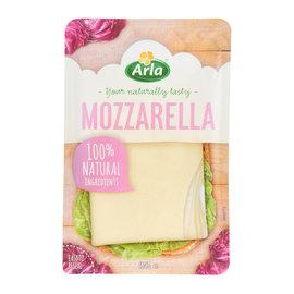 丹麥 Arla 馬自瑞拉 莫札瑞拉 片狀起司 150g Mozzarella slices