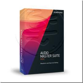 Audio Master Suite Mac 3 商業單機下載版 ESD  ~ Audio