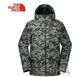 【户外风】The North Face 男 防水 Heatseeker单层保暖外套