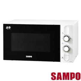 SAMPO 聲寶20L機械式微波爐 RE-N620TR  品