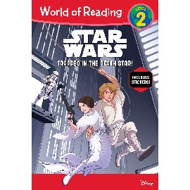 World of Reading Star Wars :Trapped in the De