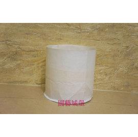 【园艺城堡】 美植袋 8寸(无耳带) 移植袋 不织布移植袋 栽培移植袋
