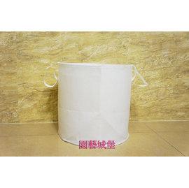【园艺城堡】 美植袋 1尺8 (有耳带) 移植袋  不织布移植袋 栽培移植袋