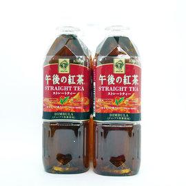 《午后红茶》红茶500ml/瓶X4入