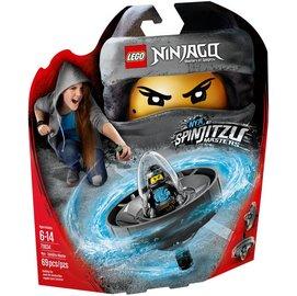 樂高LEGO NINJAGO Spinjitzu Master 赤蘭 旋風水之大師陀螺 7