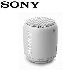 SONY 可攜式無線防水藍牙喇叭 SRS-XB10-W 白