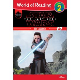 World of Reading Star Wars: The Last Jedi Rey