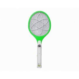 KINYO小黑蚊充電式捕蚊拍CM-2222加贈百元耳機