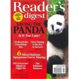 READER'S DIGEST 讀者文摘英文版 2018年 2月號