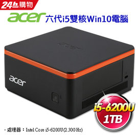 Acer M2-601雙核Win10迷你電腦
