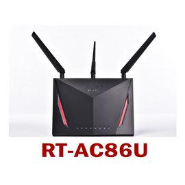 詢問另有優惠 ASUS 華碩 RT-AC86U 雙頻 AC2900 750+2167M Giga 無線寬頻 路由器