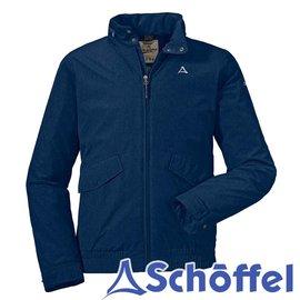 德国【Schoffel】男防水透气连帽外套 / 8SL20-22238