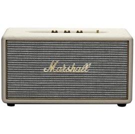 亞洲樂器 Marshall Stanmore Bluetooth 藍芽喇叭、奶油白、英國品牌