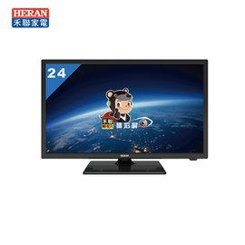 【禾聯HERAN】24吋LED液晶顯示器 電視 視訊盒  HD-24DA5 MA6-F09