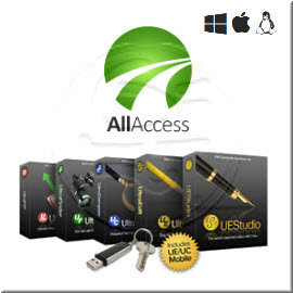 IDM All Access ~ Annual subscription 商業單機下載版