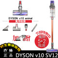 Dyson Cyclone SV12 V10 animal+ 5+2吸頭組 萬能型主吸頭 無線 手持 吸塵器