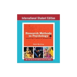 Research Methods in Psychology: Evaluating a