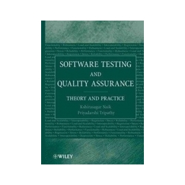 Software Testing and Quality Assurance: Theor