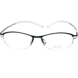 新品 西野正美眼鏡 商務潮女文藝 超輕配近視眼鏡架兩色1763