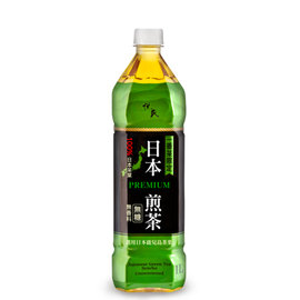 《悦氏》日本煎茶1000ml (12瓶/箱)