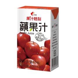 《果汁时刻》苹果汁250ml(24入)