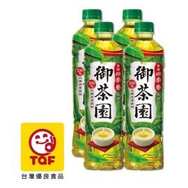 御茶园 台湾四季春550ml(4入/组)