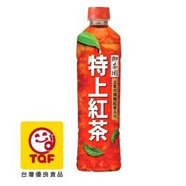 《御茶园》特上红茶550cc/4入