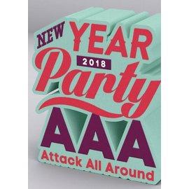 ~光南大 ~AAA ~ AAA NEW YEAR PARTY 2018  2017→201