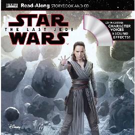 Star Wars: The Last Jedi 星際大戰: 最後的絕地武士  CD有聲書
