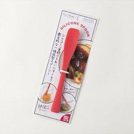 ~ 貝印~BESTMALL~FA~5170 一體成型果醬用矽膠匙