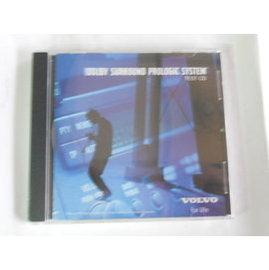 VOLVO Dolby surround sound test CD車內音響環繞測試片 ~