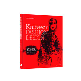 KNITWEAR FASHION DESIGN: THE SECRETS OF DRAWI