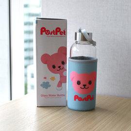 MOMO熊時尚隨行瓶