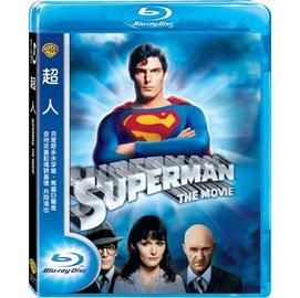 合友唱片 超人 藍光 Superman The Movie BD  ~11 30