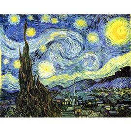星月夜 星空[梵谷]...Starry, starry night