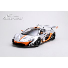 【Almost Real 精品】1/18 McLaren P1 GTR Pebble Beach~全新品~現貨特惠價~