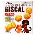 📣此商品48小時內快速出貨🚀》【必吃客BISCAL】犬用消臭餅乾(300g)