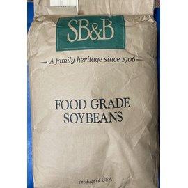 美國頂級高蛋白有機黃豆30公斤